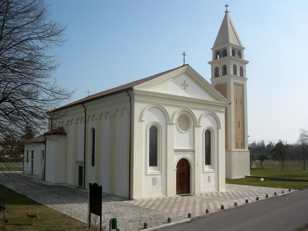 Gorgo al Monticano - chiesa