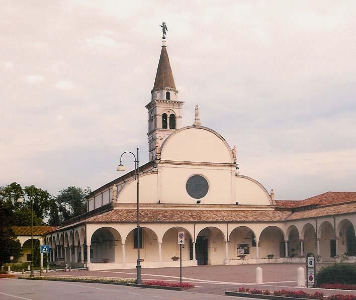 Motta di Livenza - Basilica Madonna dei Miracoli